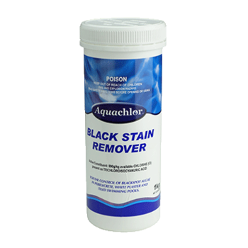 Aquachlor Black Stain Remover Waterco