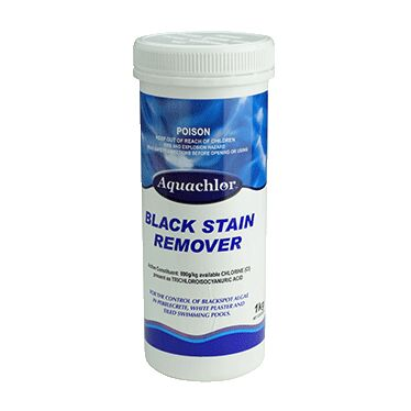 Aquachlor Black Stain Remover