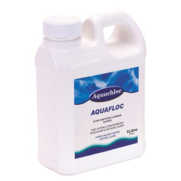 Aquachlor clarifier Aquafloc