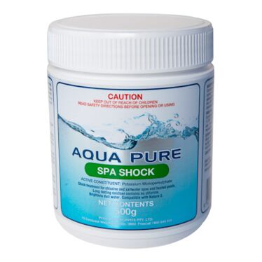 Aqua Pure Spa Water Shock