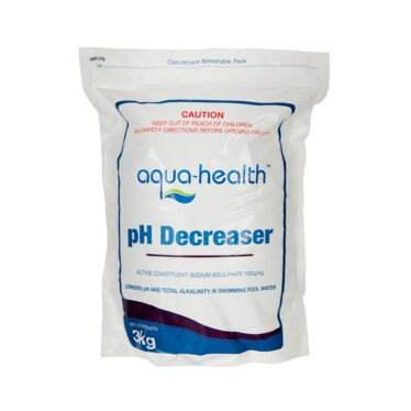 Aqua~Health Granular pH Decreaser