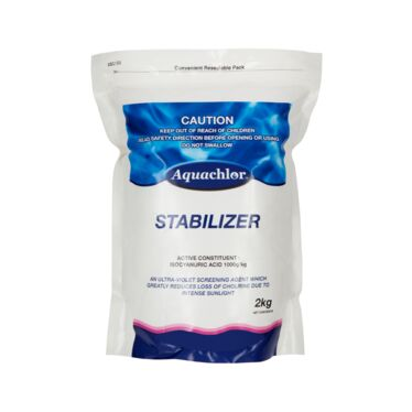 Aquachlor Pool Stabilizers Waterco
