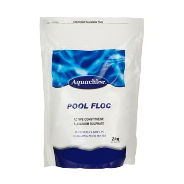Aquachlor Pool Floc Clarifier