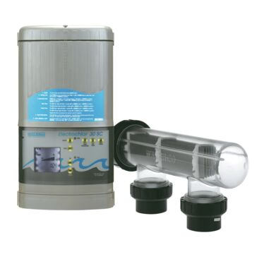 Electrochlor LCD Salt Water Pool Chlorinator