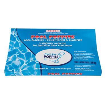 Poppits Maintenance Treatments Waterco