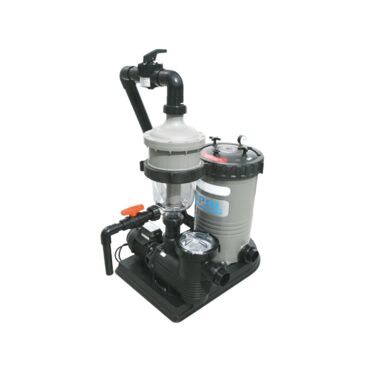 Opal Skid Packs Filtration System
