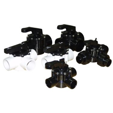 Pool and Spa FPI Valves